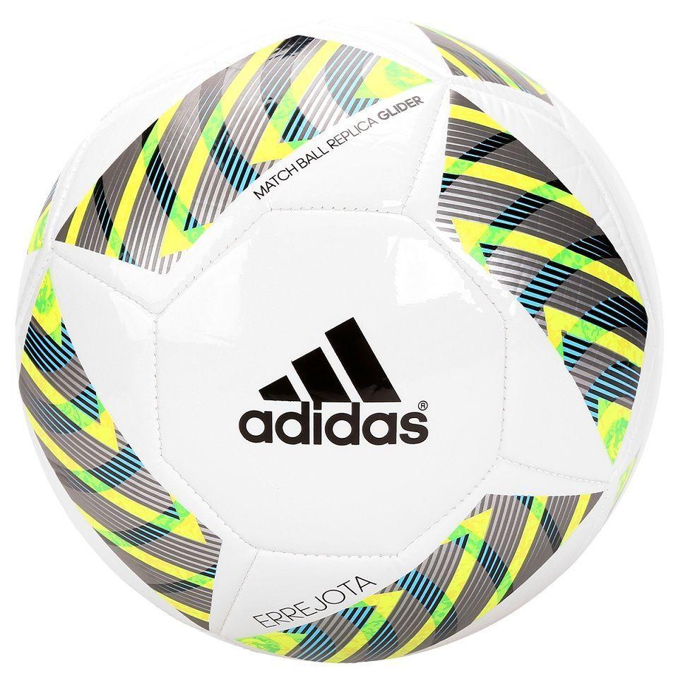 Bola Futebol Campo Adidas Errejota Fifa Glider / Branco
