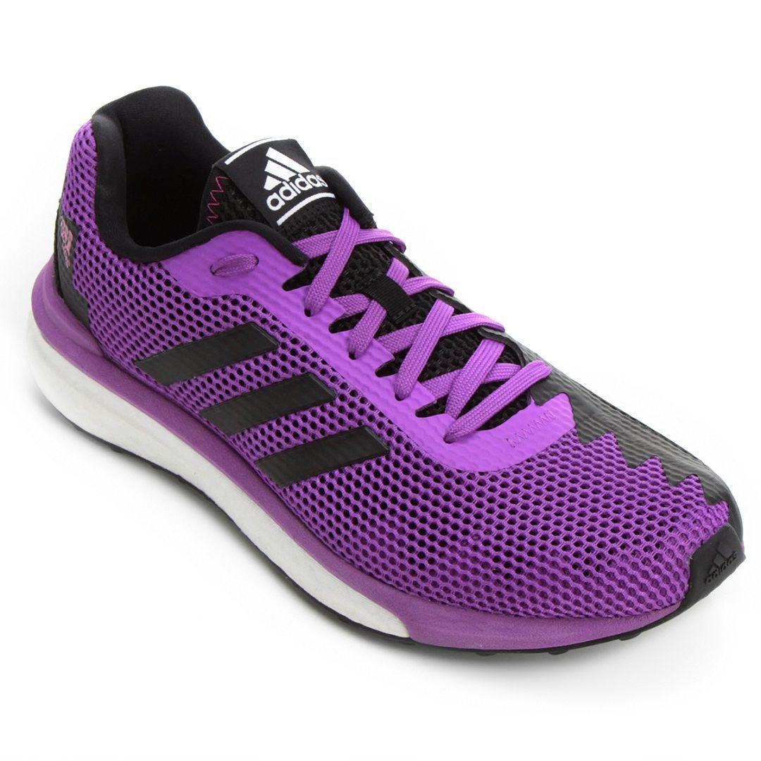 Tênis Adidas Boost Vengeful / Roxo - Preto