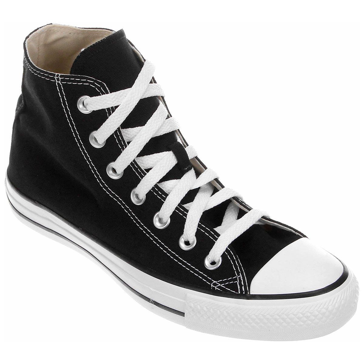 Tênis Cano Alto Converse All Star CT AS HI / Preto - Branco