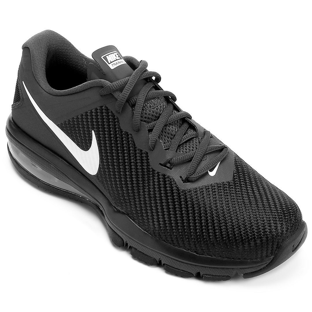 Tênis Nike Air Max Full Ride Tr 1.5 Masculino / Preto - Branco